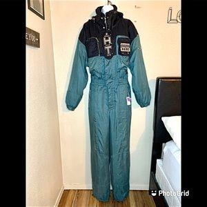 BOGNER •vintage• men's body snow suit